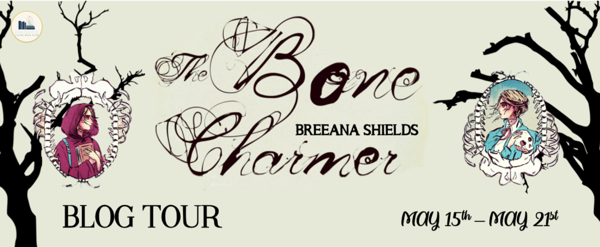{Blog Tour} Spotlight + Excerpt: Bone Charmer by Breeana Shields + Giveaway